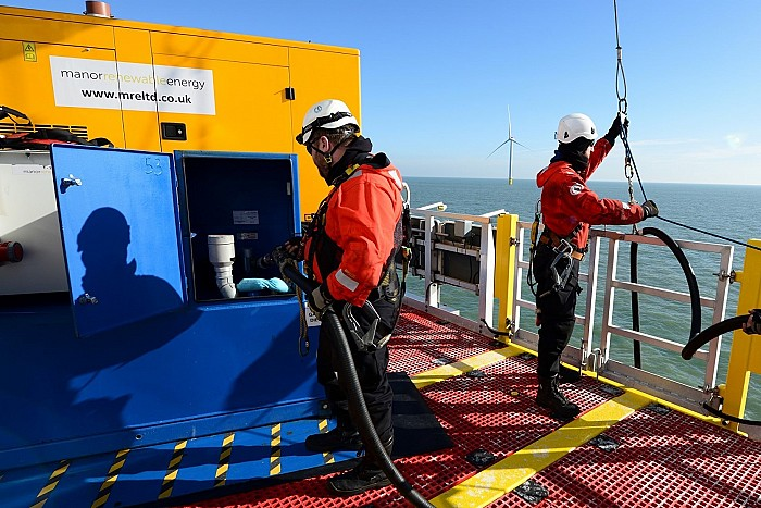 Manor Renewable Energy to Power East Anglia ONE Offshore Wind Farm